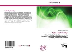 Bookcover of John DeGruchy