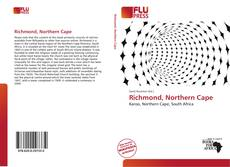 Portada del libro de Richmond, Northern Cape