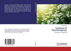 Textbook Of Pharmacognosy kitap kapağı