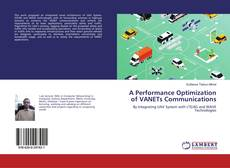 Capa do livro de A Performance Optimization of VANETs Communications