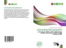 Bookcover of Liberty Bowl Broadcasters