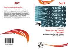 Copertina di Sun Secure Global Desktop