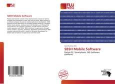 Buchcover von SBSH Mobile Software