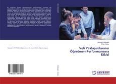 Portada del libro de Veli Yaklaşımlarının Öğretmen Performansına Etkisi