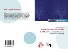 Bookcover of Abas Business Software