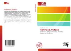 Bookcover of Richmond, Victoria