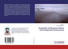 Bookcover of Essentials of Business Ethics and Corporate Governance