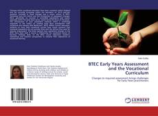 Capa do livro de BTEC Early Years Assessment and the Vocational Curriculum