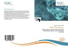 Bookcover of ESD Simulator