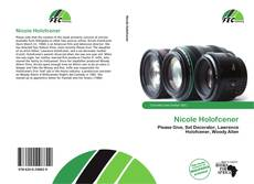 Bookcover of Nicole Holofcener