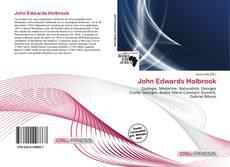 Buchcover von John Edwards Holbrook