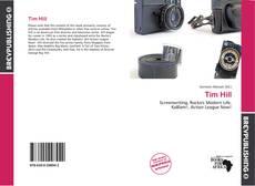 Обложка Tim Hill