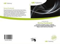 Denny Ferdinand kitap kapağı