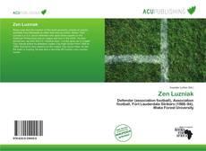 Capa do livro de Zen Luzniak