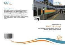 Quincy Railroad kitap kapağı