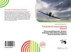 Trivandrum International Airport kitap kapağı