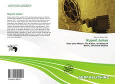 Bookcover of Rupert Julian