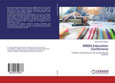 Copertina di MRDA Education Conference