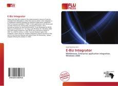 Capa do livro de E-Biz Integrator
