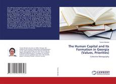 Capa do livro de The Human Capital and Its Formation in Georgia (Values, Priorities)