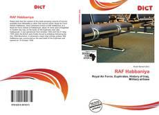 RAF Habbaniya的封面