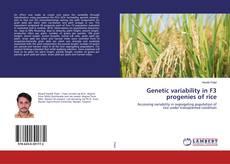 Borítókép a  Genetic variability in F3 progenies of rice - hoz