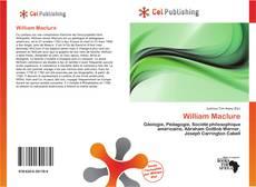 William Maclure kitap kapağı