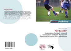 Roy Lassiter kitap kapağı