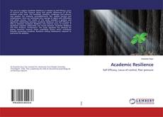 Bookcover of Academic Resilience