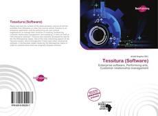 Copertina di Tessitura (Software)