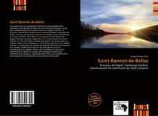 Buchcover von Saint-Bonnet-de-Bellac