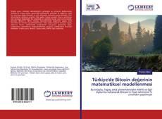 Couverture de Türkiye'de Bitcoin değerinin matematiksel modellenmesi