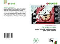 Richard Linklater kitap kapağı