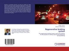 Bookcover of Regenerative braking system