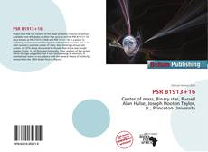 PSR B1913+16的封面