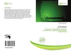 Bookcover of p Eridani