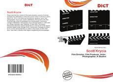 Capa do livro de Scott Krycia
