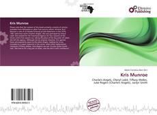 Buchcover von Kris Munroe