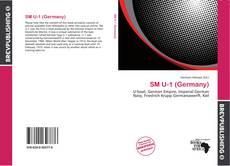 Обложка SM U-1 (Germany)