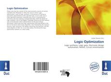 Buchcover von Logic Optimization