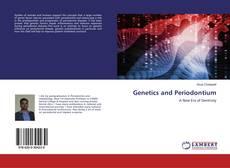 Buchcover von Genetics and Periodontium