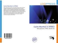 Cache Manifest in HTML5 kitap kapağı