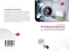 Portada del libro de Scott Marshall (Director)