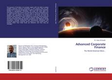 Bookcover of Advanced Corporate Finance