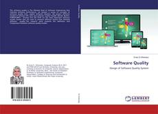 Capa do livro de Software Quality