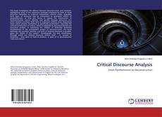 Bookcover of Critical Discourse Analysis