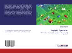 Buchcover von Logistic Operator