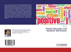 Buchcover von Psycho Education and Students' Self-Esteem
