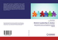 Bookcover of District Leadership In Action