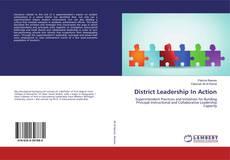 Capa do livro de District Leadership In Action